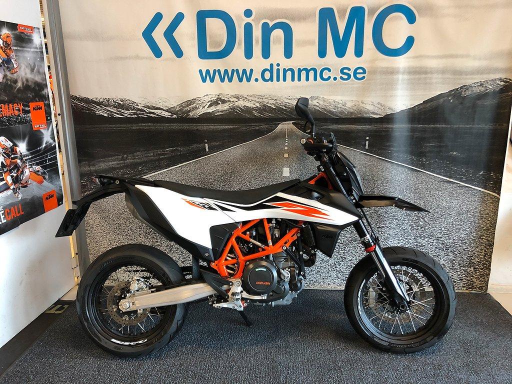 KTM 690 SMC R Demo