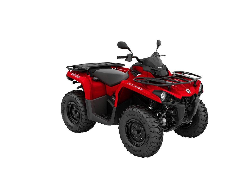 Can-Am Outlander 570 STD T Traktor