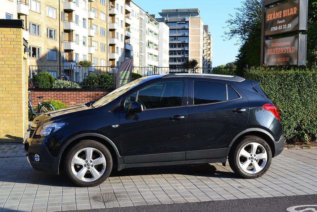 Opel Mokka 1.7 CDTI / 4WD/ 5.900 mil/ Drag/ 12 mån garanti /
