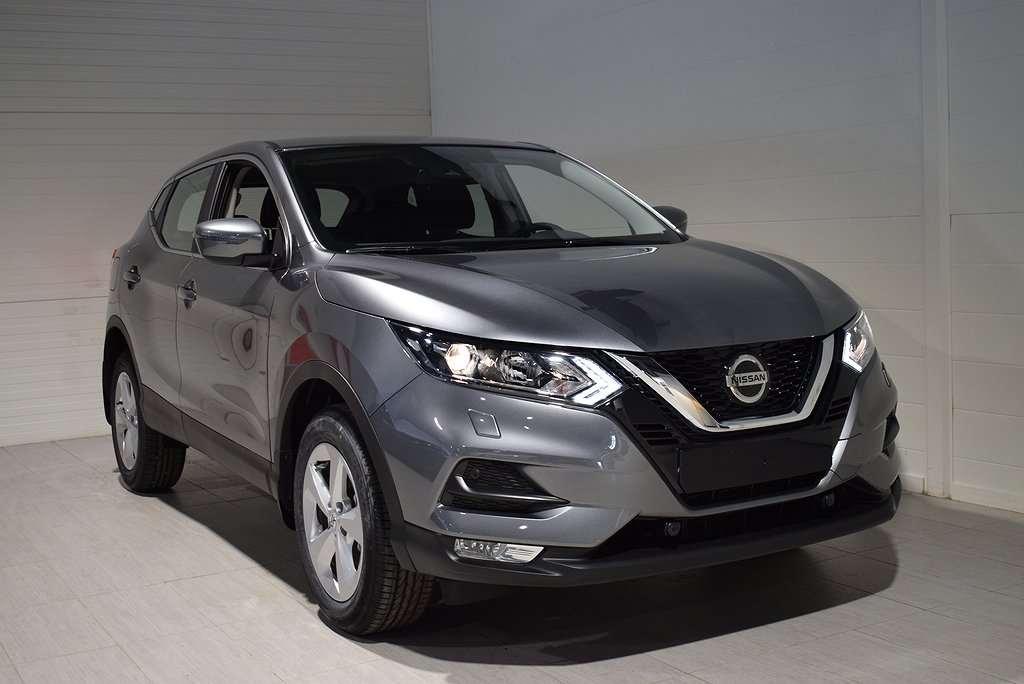 Nissan Qashqai Automat 160hk Acenta (Apple Carplay,Backkamera) 2020