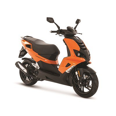 Peugeot Speedfight Pulsar orange 4-takt