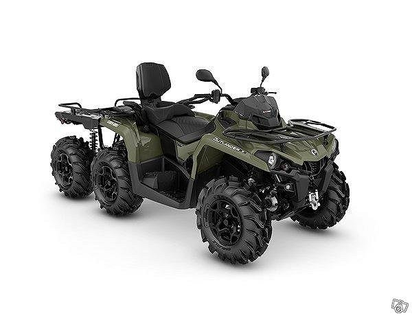 Can-Am Outlander 6x6 450 Max PRO+ T3B -19
