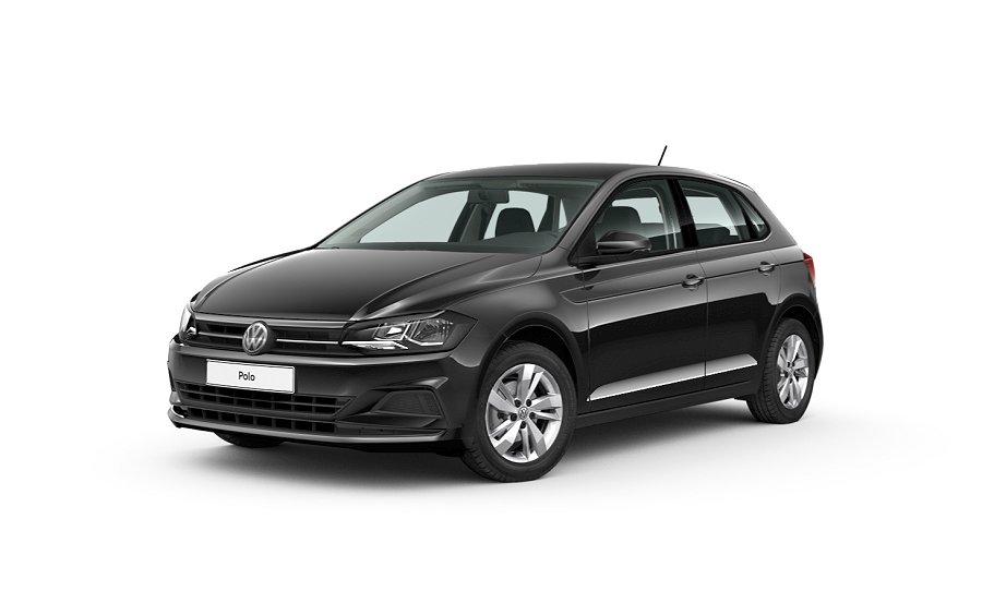 Volkswagen Polo TSI95 2095:- *LAGERBIL*