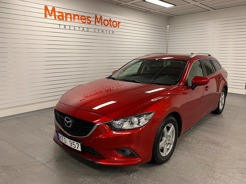 Mazda 6 Kombi 2.2 SKYACTIV-D Automat Euro 6 150hk