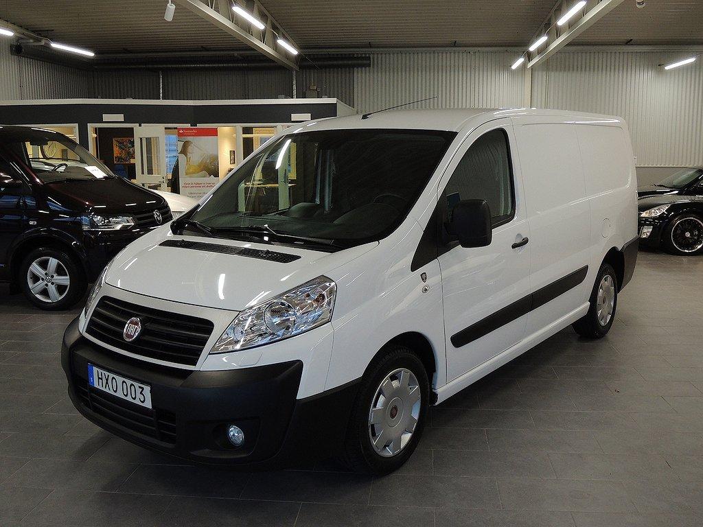 Fiat Scudo Van 2.0 Multijet 128hk D-värm