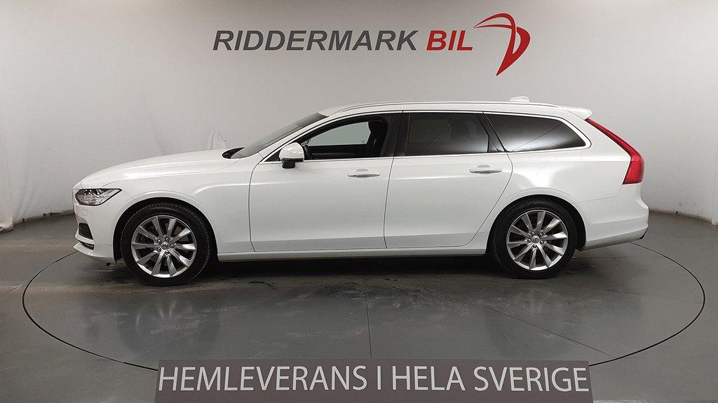 Volvo V90 T4 Momentum Adv Edition Voc Navi Blis 190hk