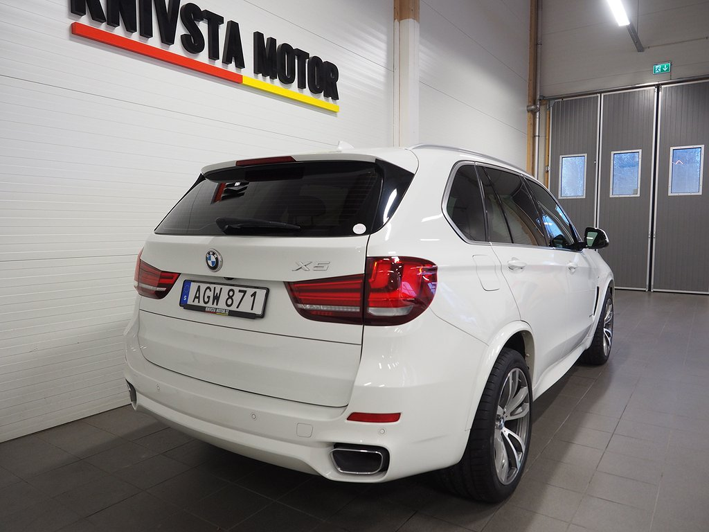 BMW X5 xDrive30d M Sport Drag, Backkamera, GPS 2014
