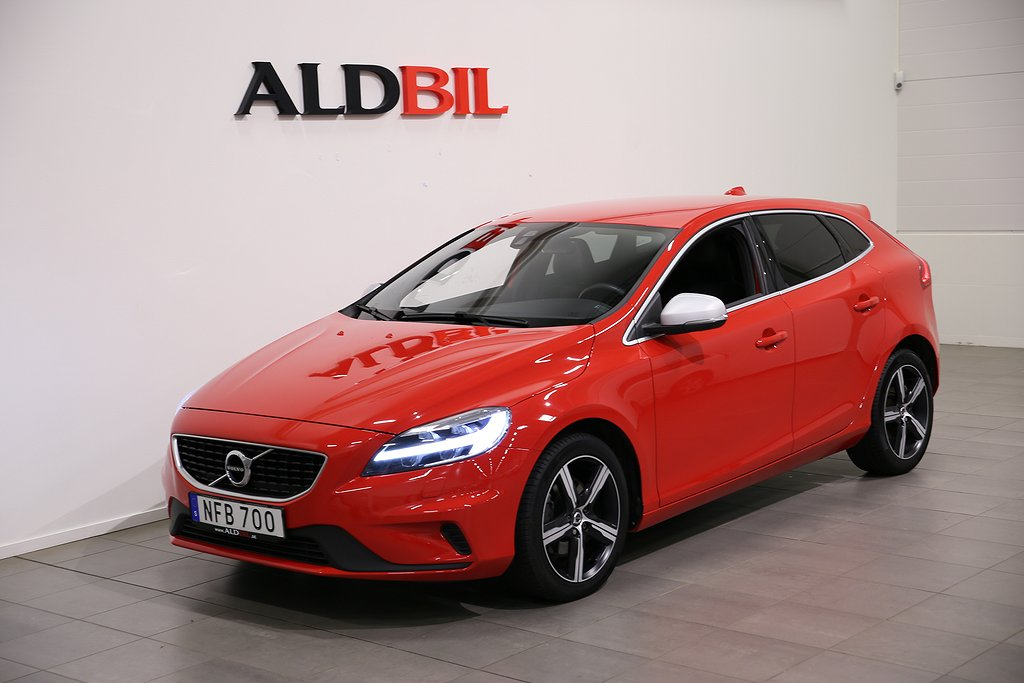 Volvo V40 D3 150 R-Design Business Adv / 1,99% Ränta