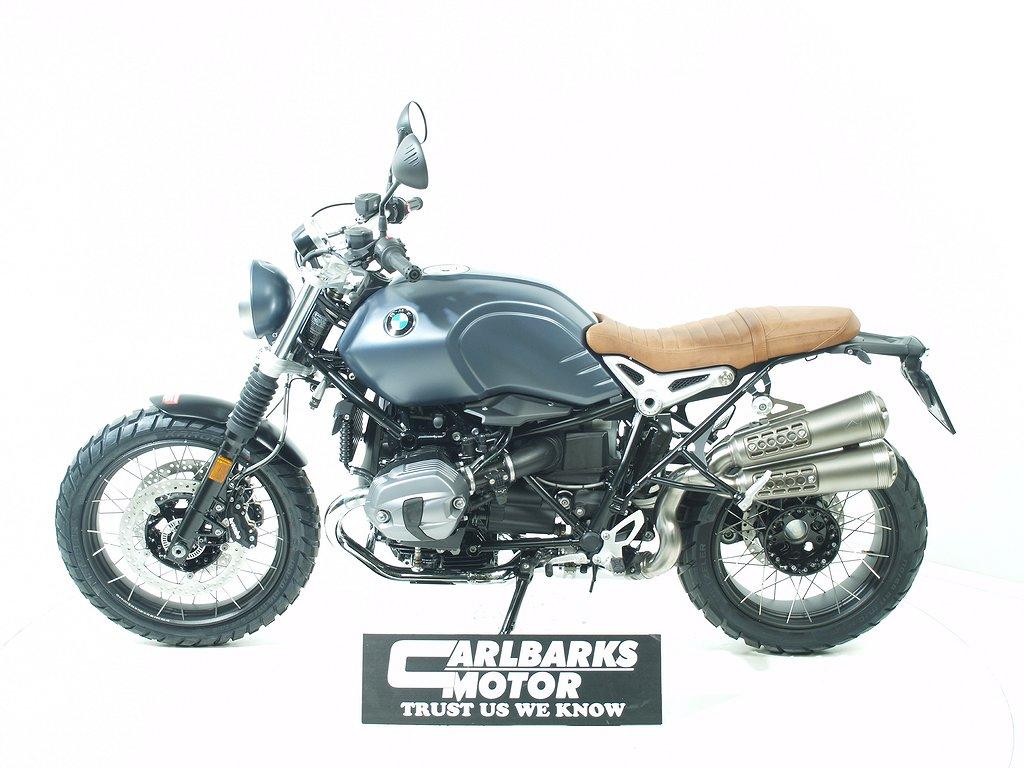 BMW R1200nineT Scrambler Utförsäljning