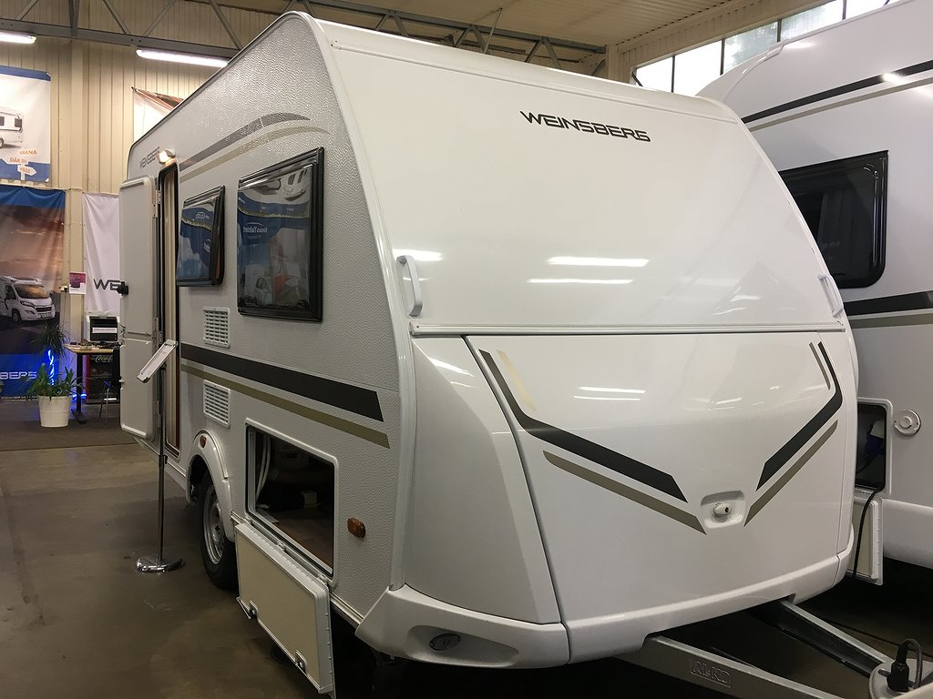 Weinsberg CARAONE 390 QD READY TO CAMP