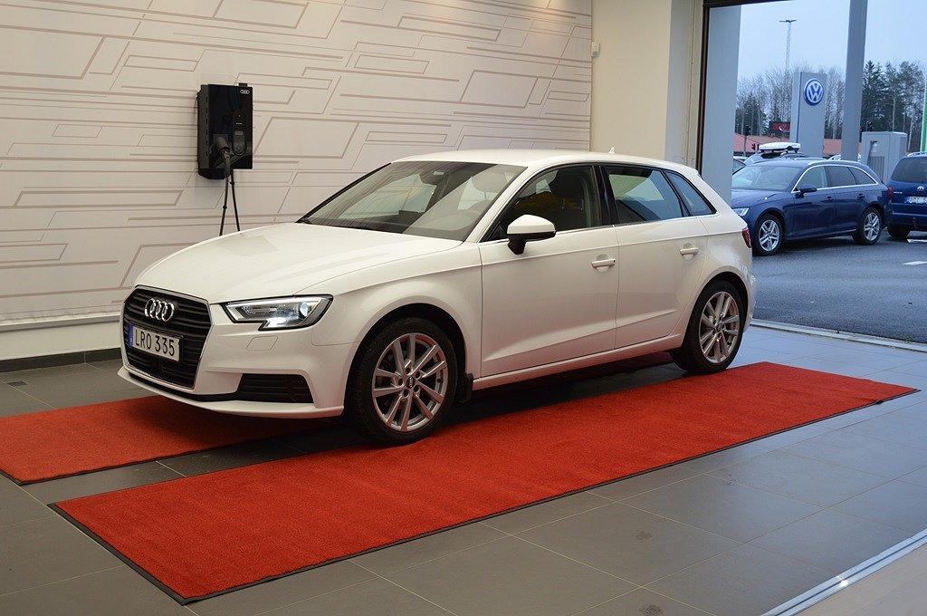 "Audi A3 Sportback 1.0 TFSI 115HK 17"""