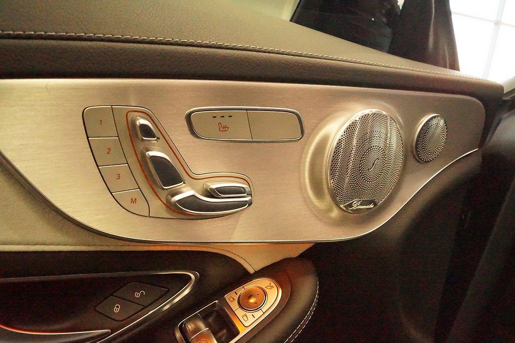 Mercedes-Benz AMG C 63 S Coupé AMG 510hk