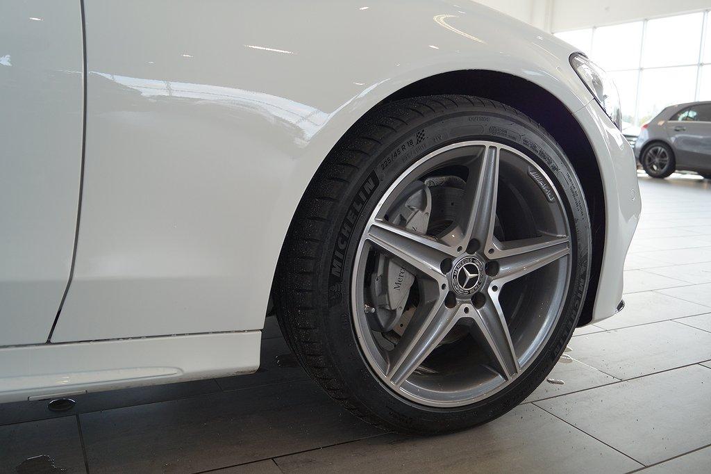 Mercedes-Benz C 220 d 4MATIC Euro 6 170hk