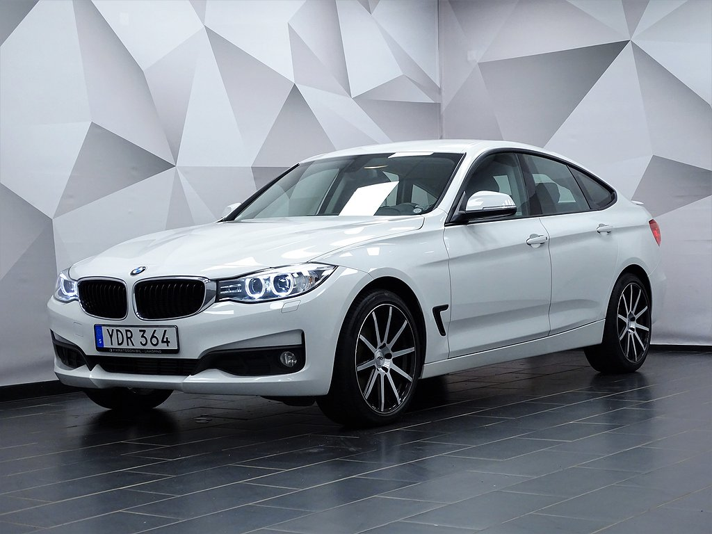 BMW 320 d GT xDrive / Advantage / Navi / SoVhjul