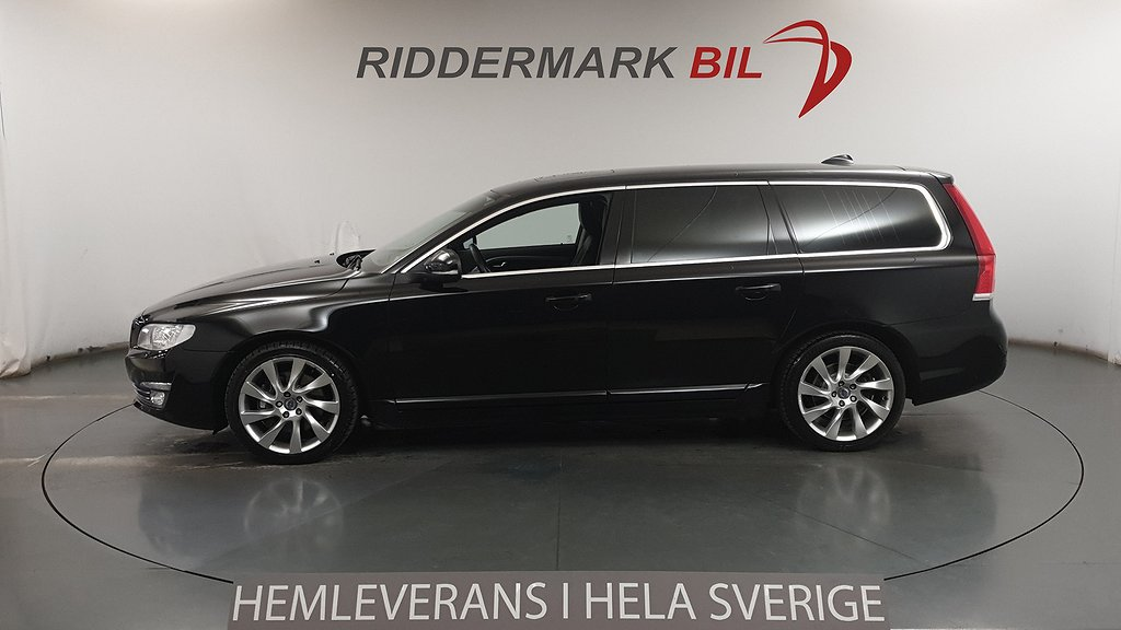Volvo V70 II D4 AWD (181hk)