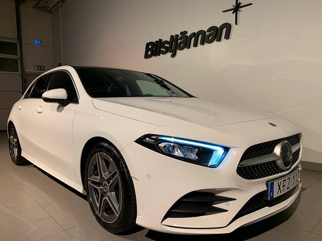 Mercedes-Benz A 180 d 7G-DCT AMG Sport Euro 6 116hk