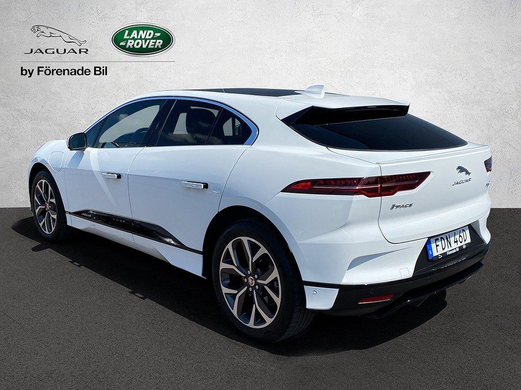 Jaguar I-Pace HSE EV400 AWD / Leasebar