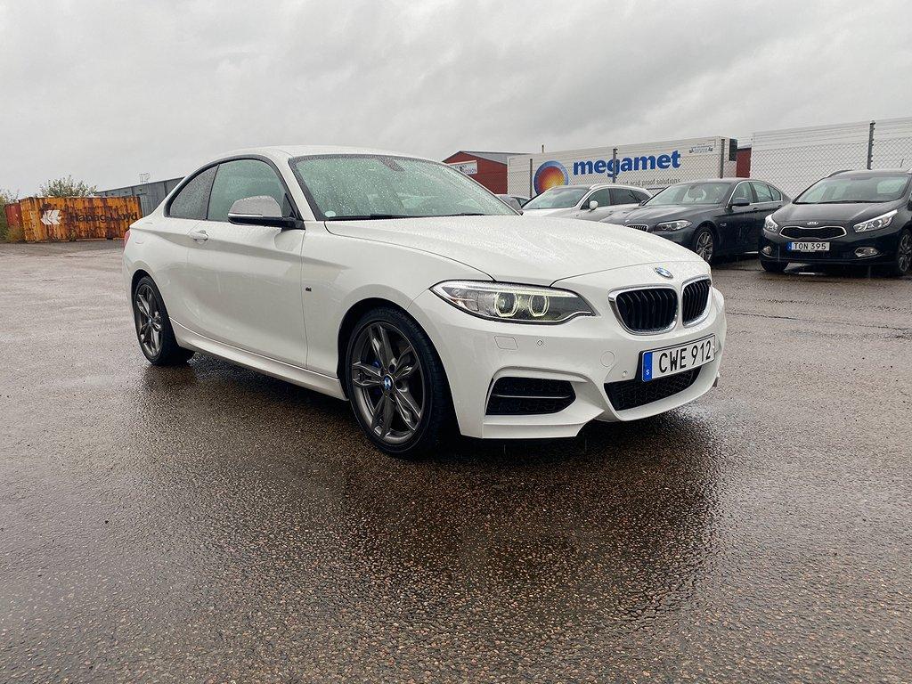 BMW M235 i Coupé Steptronic Euro 6 326hk