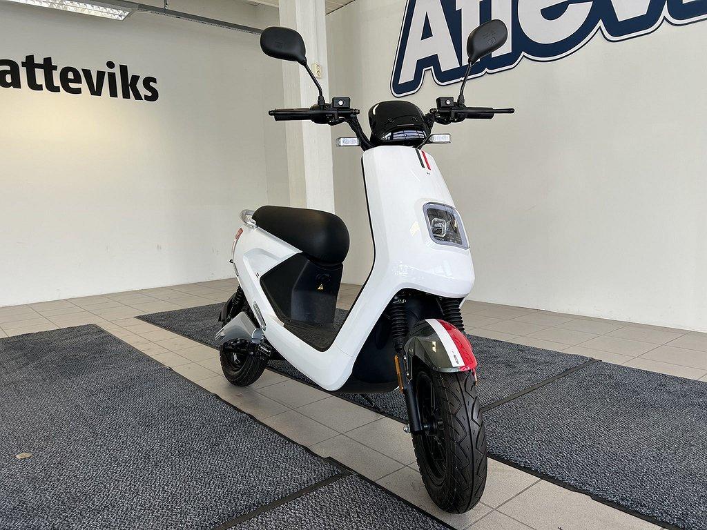 LV LX04 Elektrisk Moped Attevikskampanj!