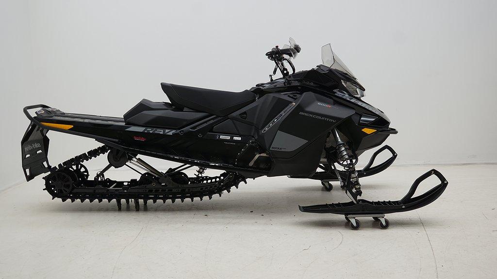 Ski-doo BACKCOUNTRY 600R