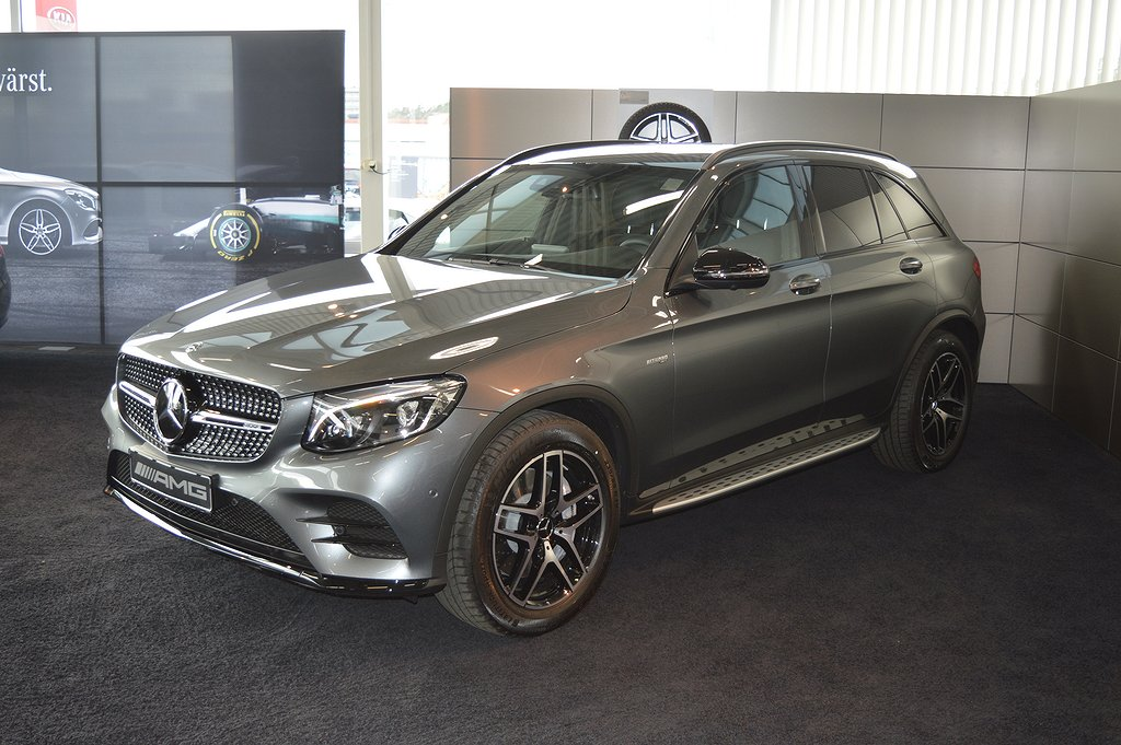 Mercedes-Benz GLC 43 AMG 4MATIC SUV