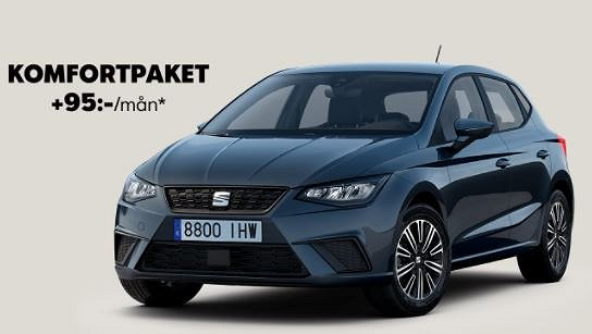 Seat Ibiza Facelift - Nya SEAT IBIZA