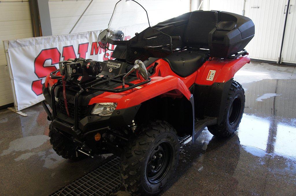 Honda Rancher 420 Efi