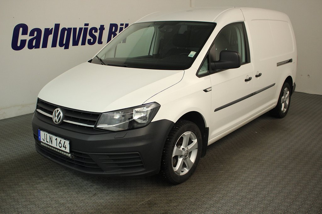 Volkswagen Caddy MAXI Skåp TDI 102HK Aut