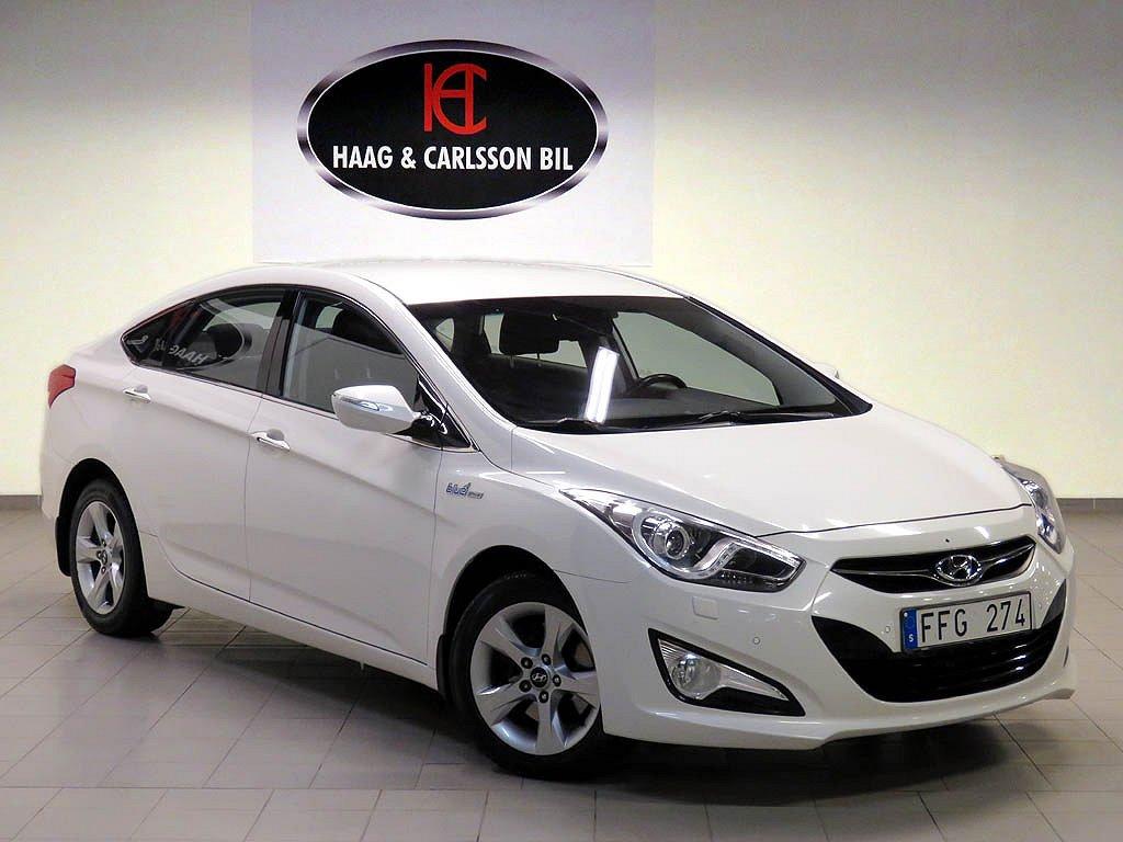 Hyundai i40 1.7 Crdi Buissnes 136 Hk Sedan