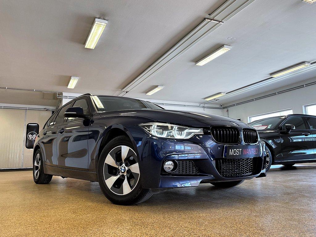 BMW 320 D xDRIVE 190HK LCI M-SPORT COCKPIT NAVI HiFi