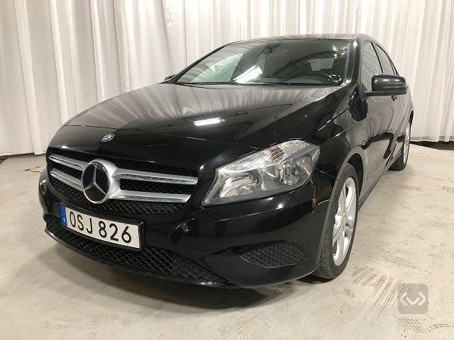 Mercedes-Benz A 220 CDI 5dr W176 (170hk)