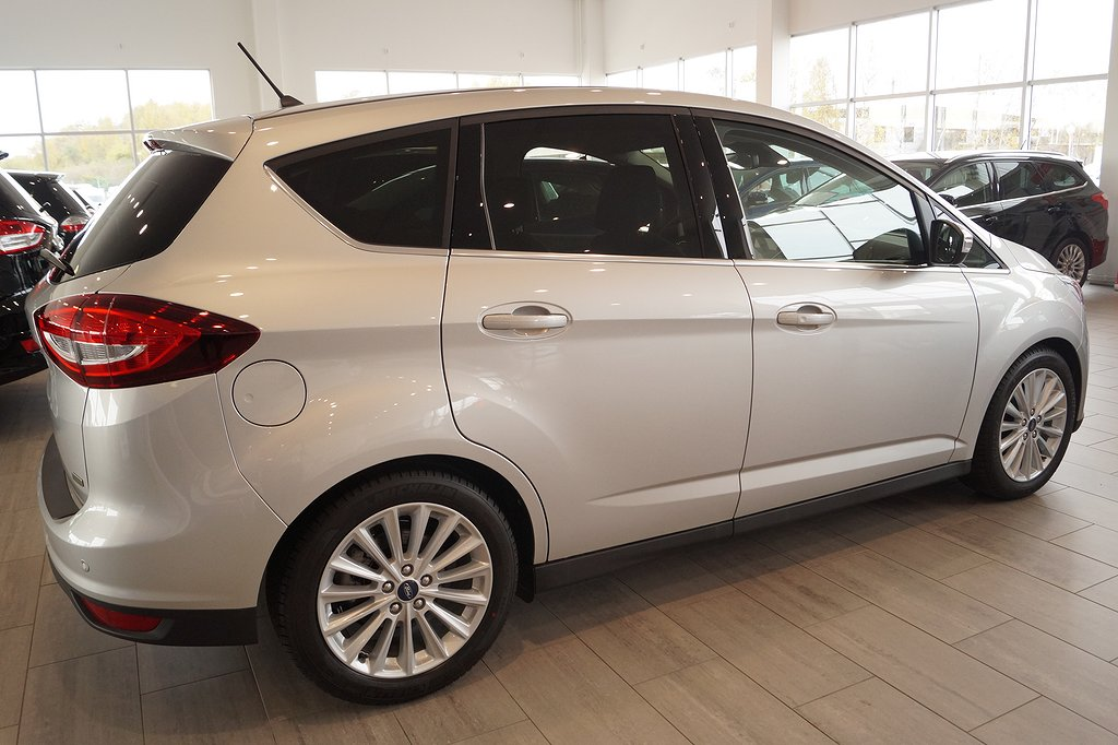 Ford C-Max 1,0 ECOBOOST 125 hk Titanium 5dr