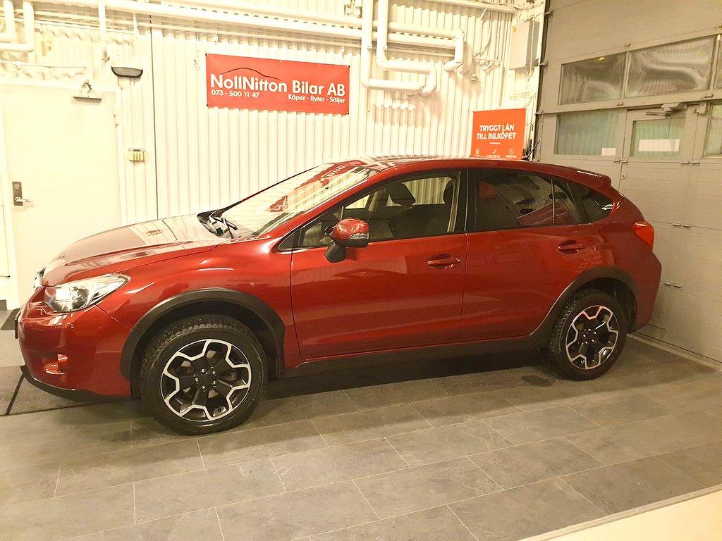 Subaru XV 2.0  Sport / 4WD / (147hk)
