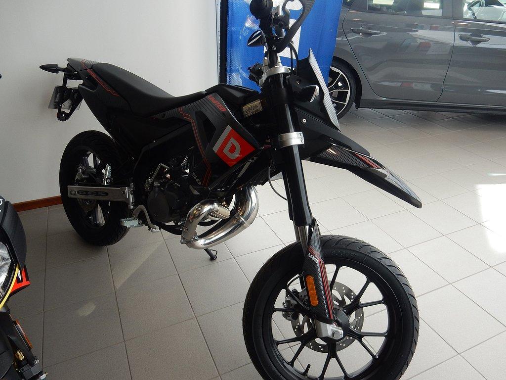 Derbi Senda x-treme Limited Eu-Moped