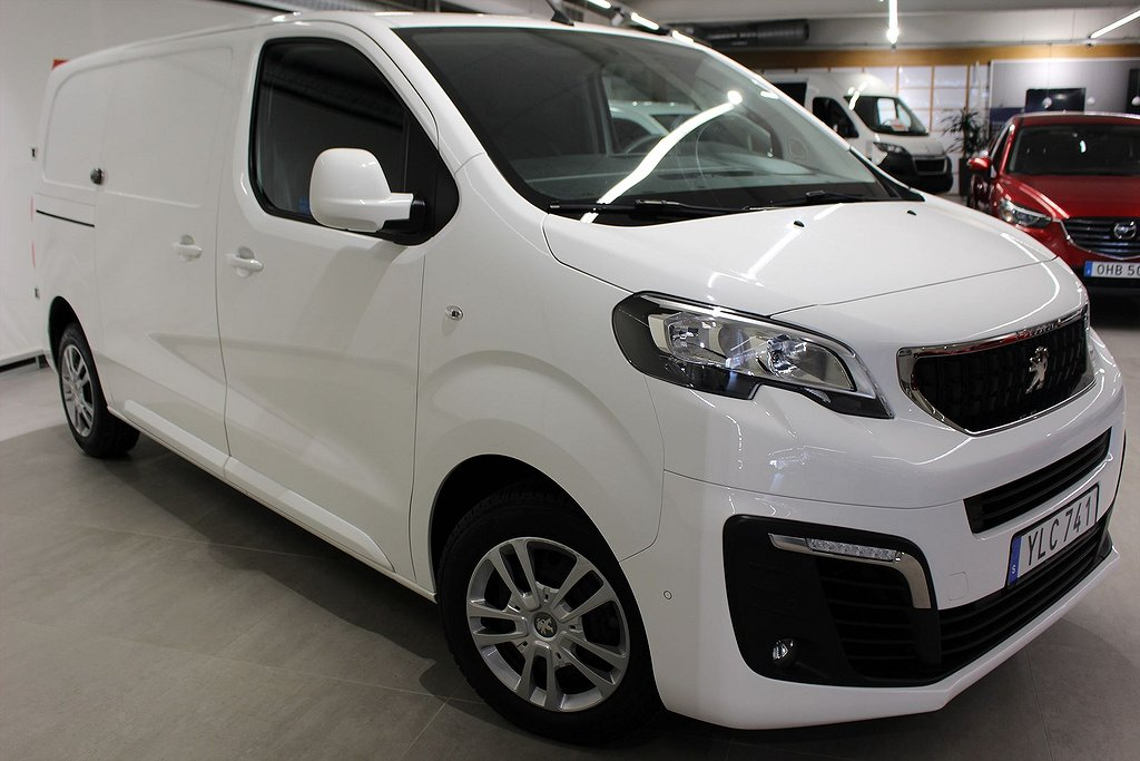 Peugeot Expert Pro+ 2.0 BlueHDi 120hk L2 - Webasto. Inredning