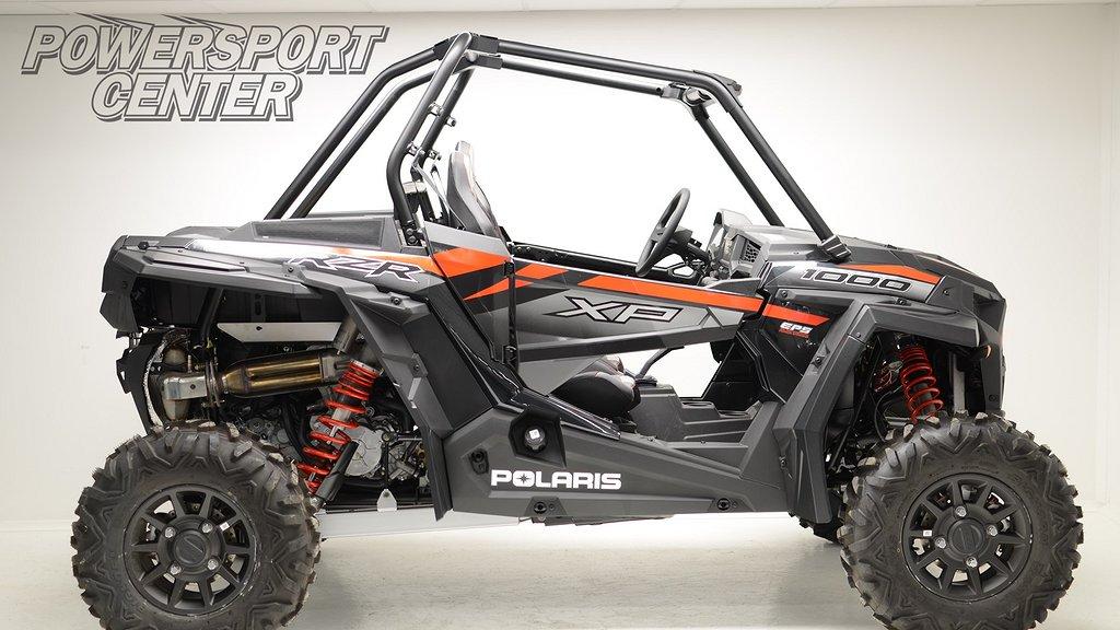 Polaris RZR 64XP 1000 + tillbehör för 15000:-