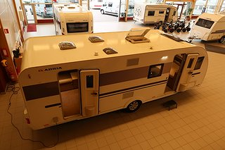 Husvagn, 1-axl Adria Adora 673 PK 5 av 24