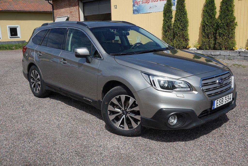 Subaru Outback 2.0 4WD Aut Summit Euro 6 150hk
