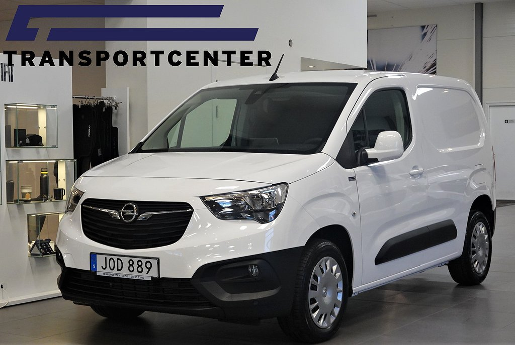 Opel Combo Business L1 130hk Aut