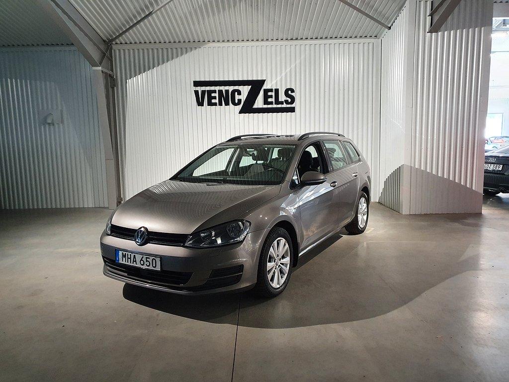 Volkswagen Golf Sportscombi 1.2 TSI Comfort Euro 6 110hk Fin