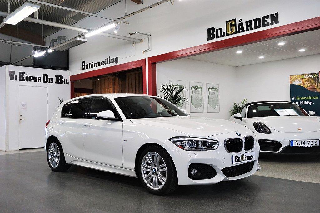 BMW 116 M Sport Euro 6 116hk Kampanj ränta 1,95%