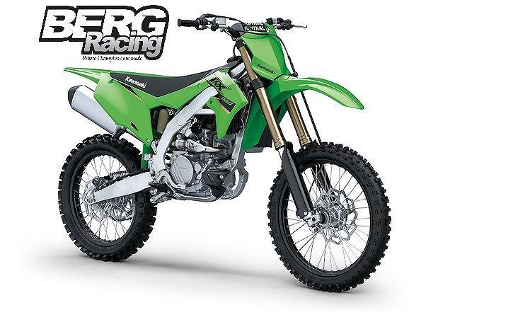 Kawasaki KX 250  KXF  motocross omgående leverans
