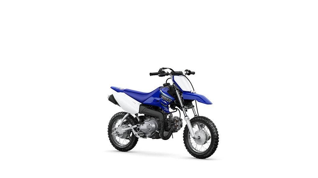 Yamaha TTR50E minicross elstart