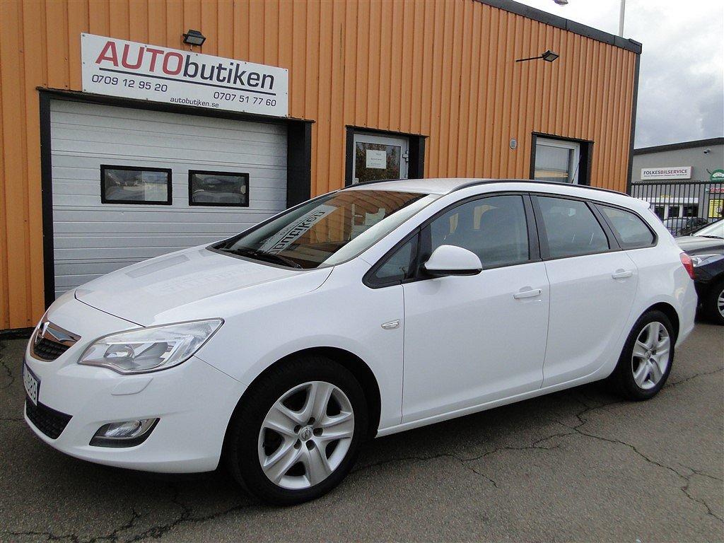 Opel Astra 1,7 CDTI (110hk) EcoFlex Sports Tourer Enjoy