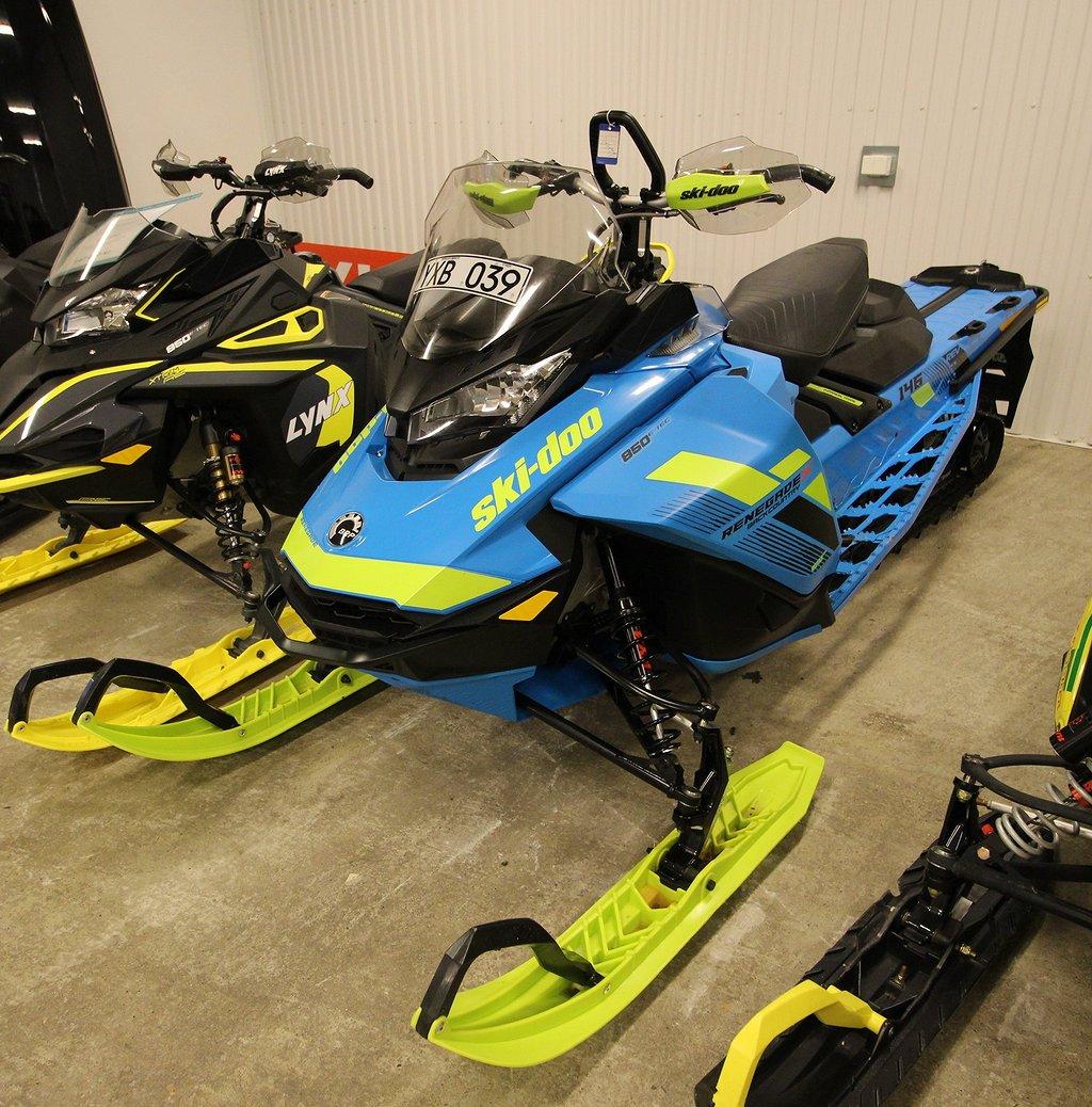 Ski-doo Renegade B.c.x 850 E-tec  -18