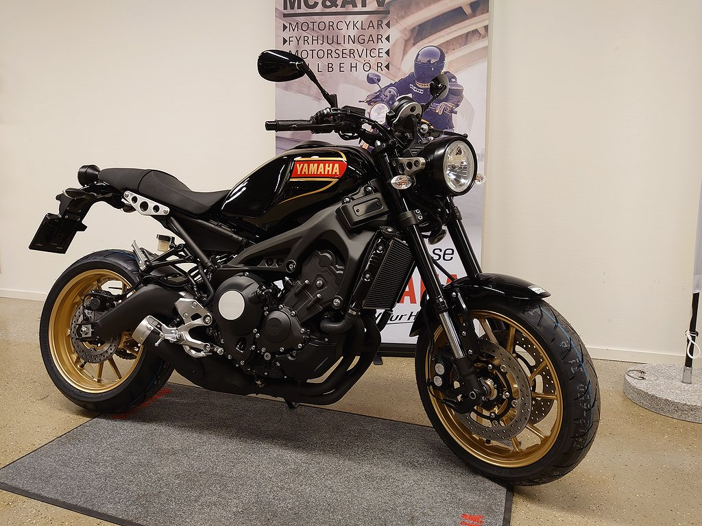 Yamaha XSR900 Omgående Leverans