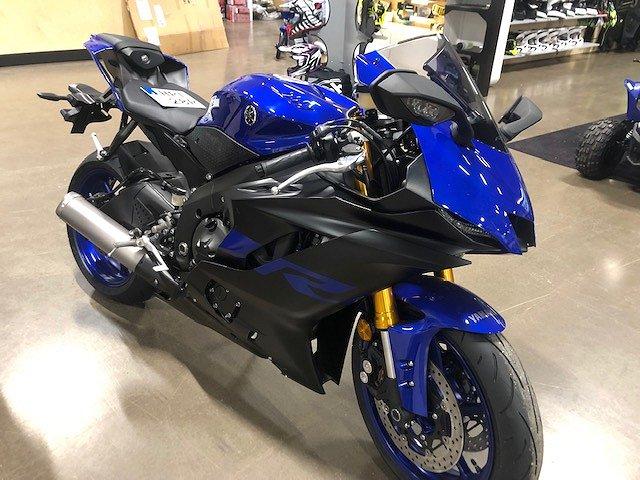Yamaha YZF-R6 R6 Ny färg