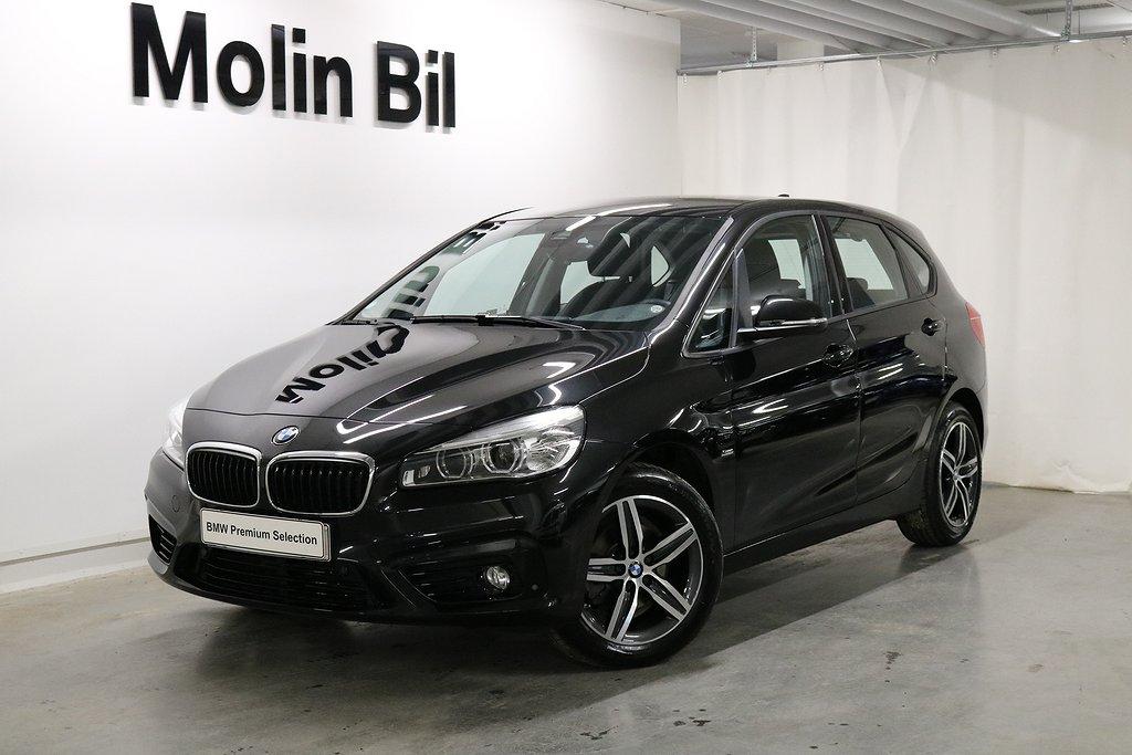 BMW 218 d xDrive Active Tourer / Drag