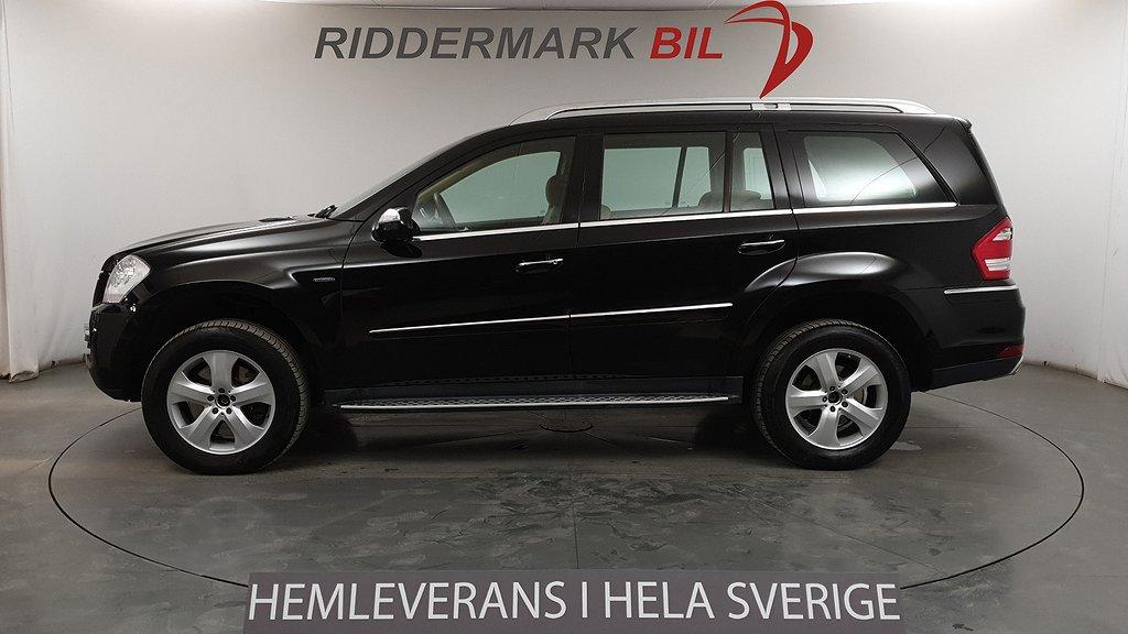 Mercedes GL 350 CDI BlueEfficiency (224hk)