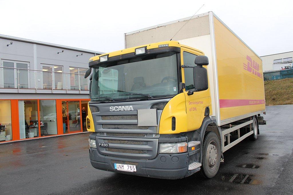 Scania P230 LB4X2MNB Skåp med lyft /LAGERKAMPANJ